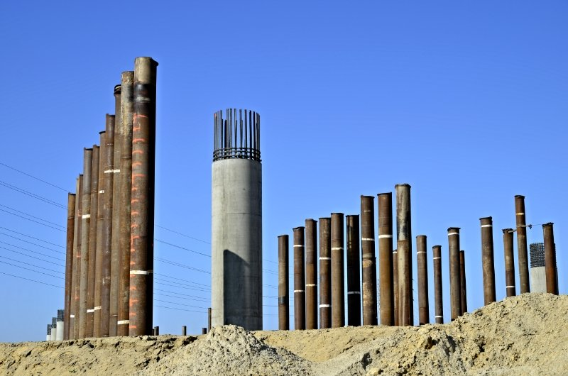 Concrete and Steel Piles Design and Inspection